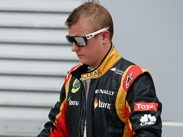 Raikkonen unsure over future