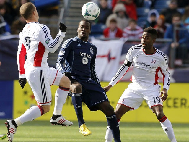Result: New England, Kansas play out stalemate