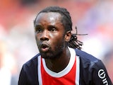 New York Red Bulls' Peguy Luyindula when playing for PSG on July 30, 2011