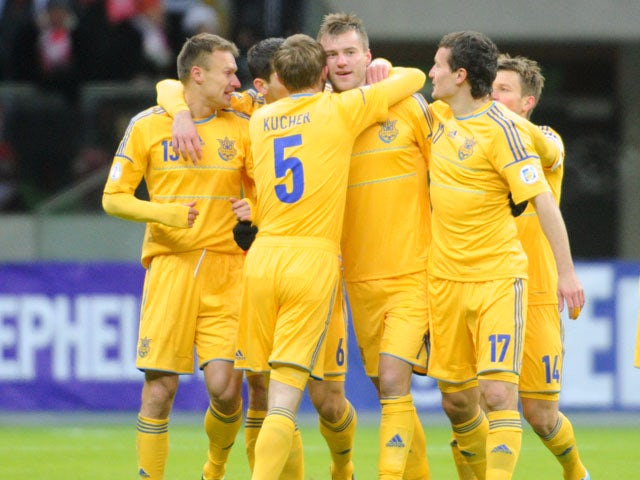 Result: Ukraine secure first win of qualifying with Poland victory
