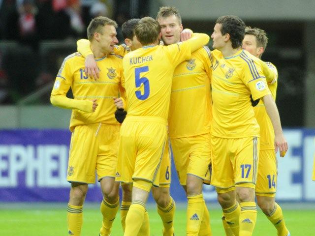 Result: Ukraine snatch victory over Moldova