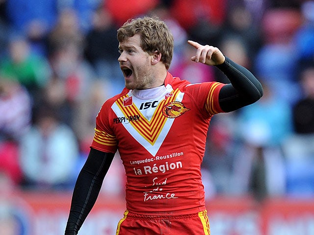 Result: Catalans Dragons see off London Broncos