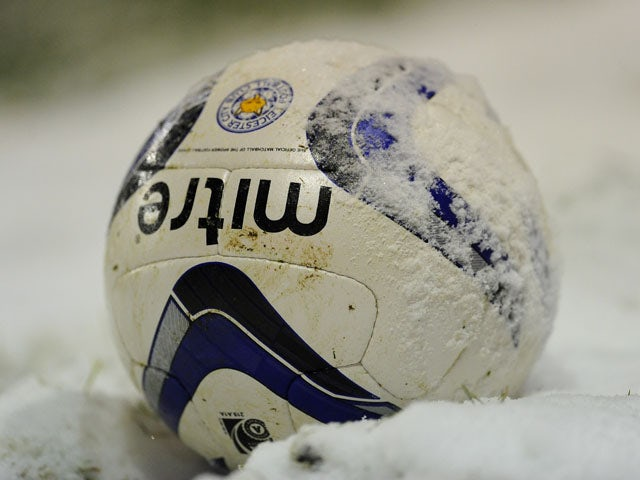 2pm pitch inspection at Windsor Park