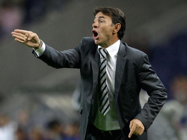 Resino: 'Good time to play Barca'