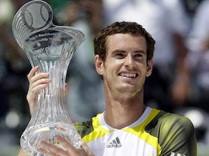 Murray targets number one ranking