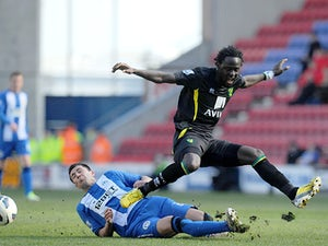 Kamara: Norwich loan was