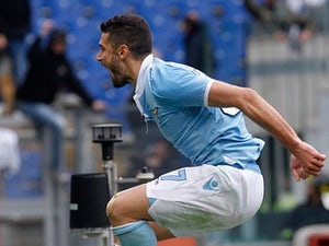 United monitor Antonio Candreva
