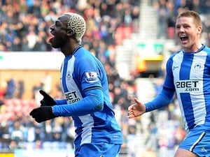 Boyce expects Kone to save Wigan