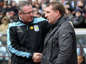 Rodgers: 'Lambert is a top manager'
