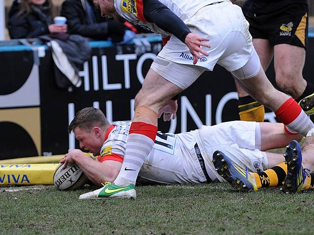 Result: Saracens secure final victory