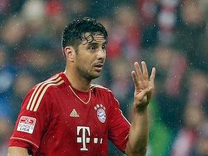 Bayern put nine past Hamburg