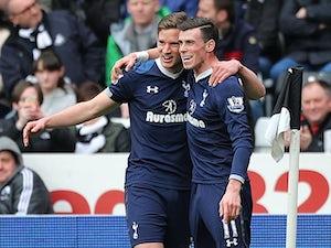Bale proud of team spirit