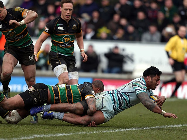 Result: Tigers thrash Saints in Midlands derby