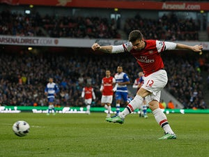 Half-Time Report: Arsenal unable to unlock Norwich