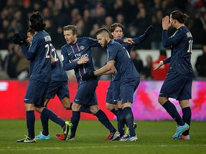 Result: Easy win for PSG