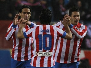 Live Commentary: Atletico Madrid 5-0 Granada - as it happened