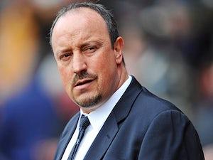 Benitez content with Napoli performance