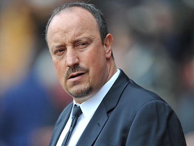 Benitez confident Napoli can compete