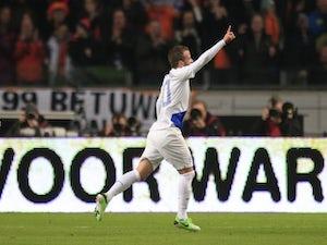 Van der Vaart targets improvement