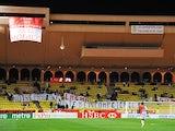 Stade Louis II, home of AS Monaco on October 21, 2011