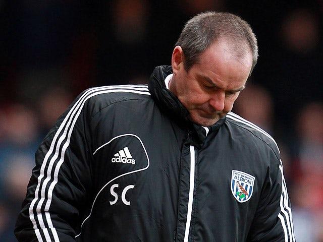 Clarke downbeat after West Ham loss