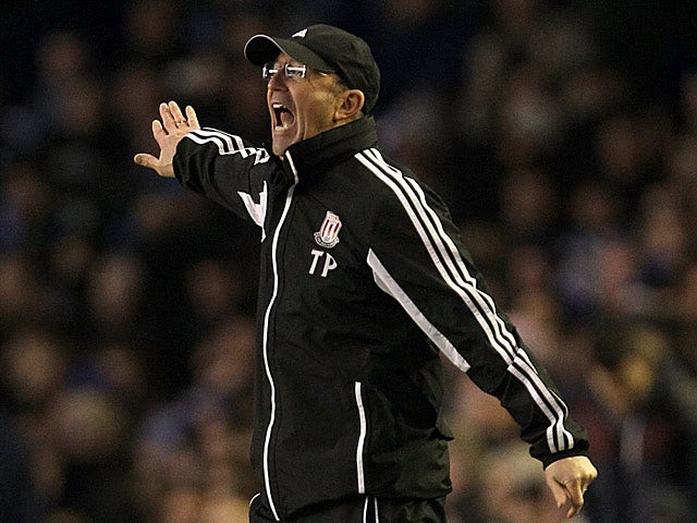Pulis: 'Stoke must show character'