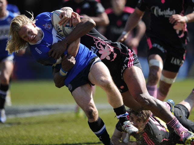 Result: Bath knocked out of Challenge Cup
