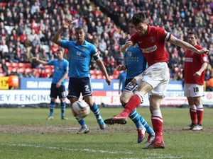 Result: Charlton snatch late Leeds win