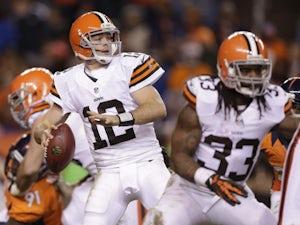 McCoy: 'No hard feelings towards Browns'