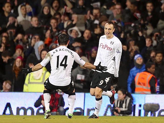 Result: Fulham hold off QPR comeback