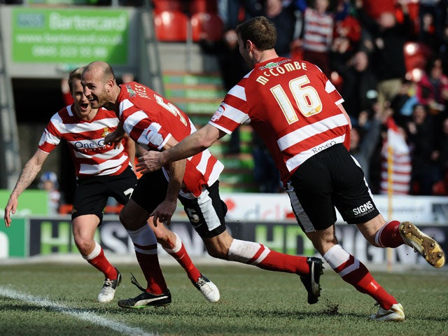League One roundup: Doncaster, Bournemouth pull clear