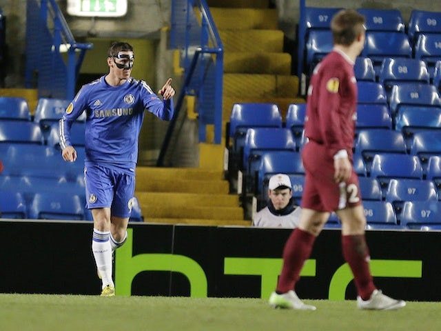 Result: Torres double downs Rubin