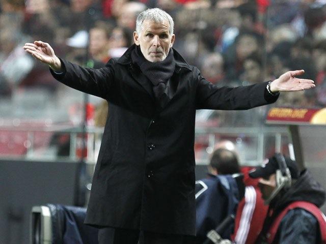 Team News: Four changes for Sochaux