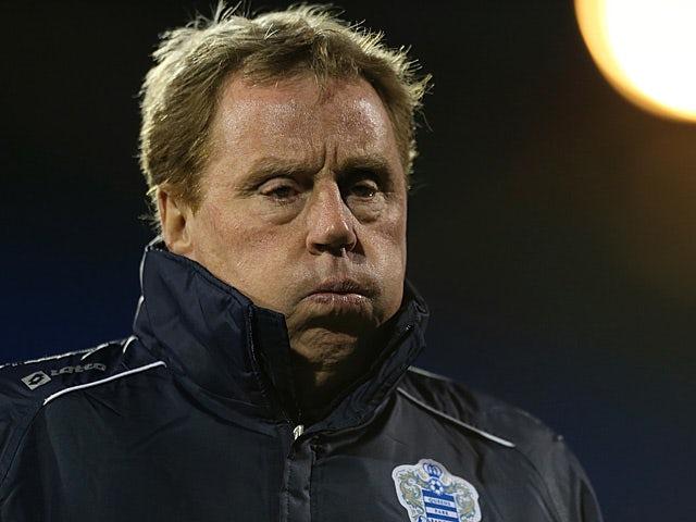Redknapp: 'QPR not close to Hooper deal'