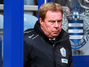 Redknapp: 'We're down because of players'