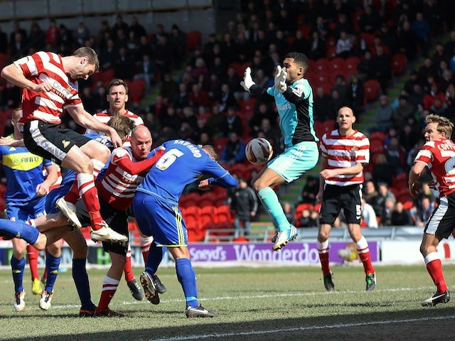 Result: Doncaster edge out Swindon