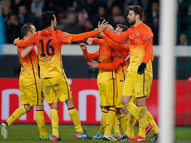 Result: Late Matuidi strike keeps Barca tie level
