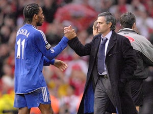 Drogba tips Mourinho to