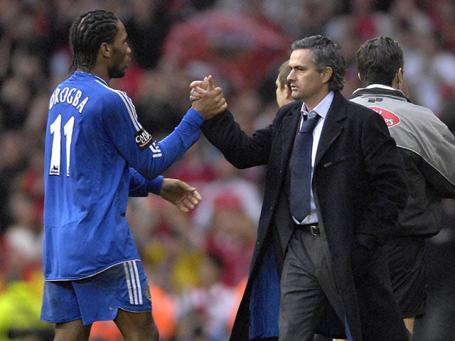 Report: Mourinho wants Drogba return