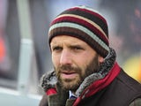 Exeter manager Paul Tisdale during his side's game with Cheltenham Town on October 27, 2012