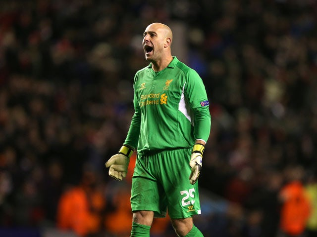Molby expects Reina to leave