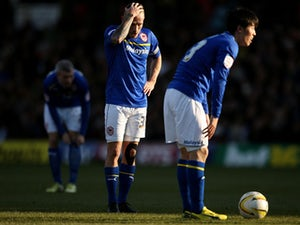 Half-Time Report: No goals at Cardiff