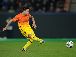 Xavi: 'Advantage to Barca'