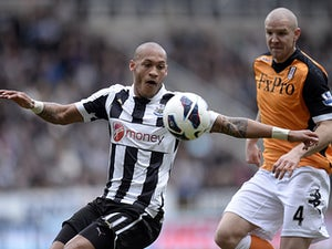 Gouffran rues missed chances in draw