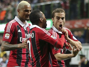 Preview: Pescara vs. AC Milan