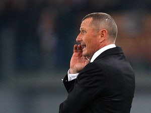 Andreazzoli pleased with hungry Roma