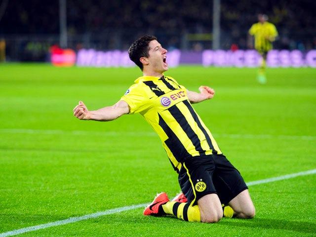 Result: Dortmund stage dramatic win