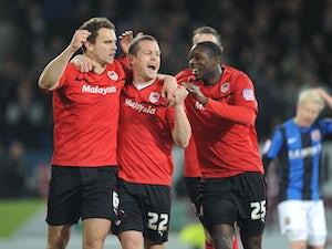 Team News: Bellamy starts for Cardiff