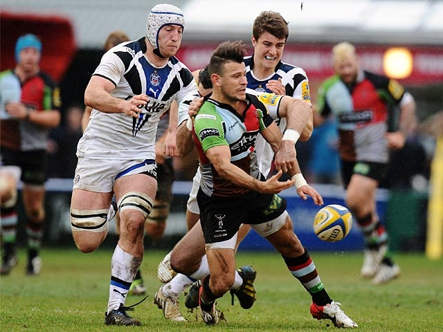 Result: Dominant second half give Quins win