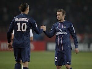 Ibrahimovic: 'Beckham has Bieber on iPod'